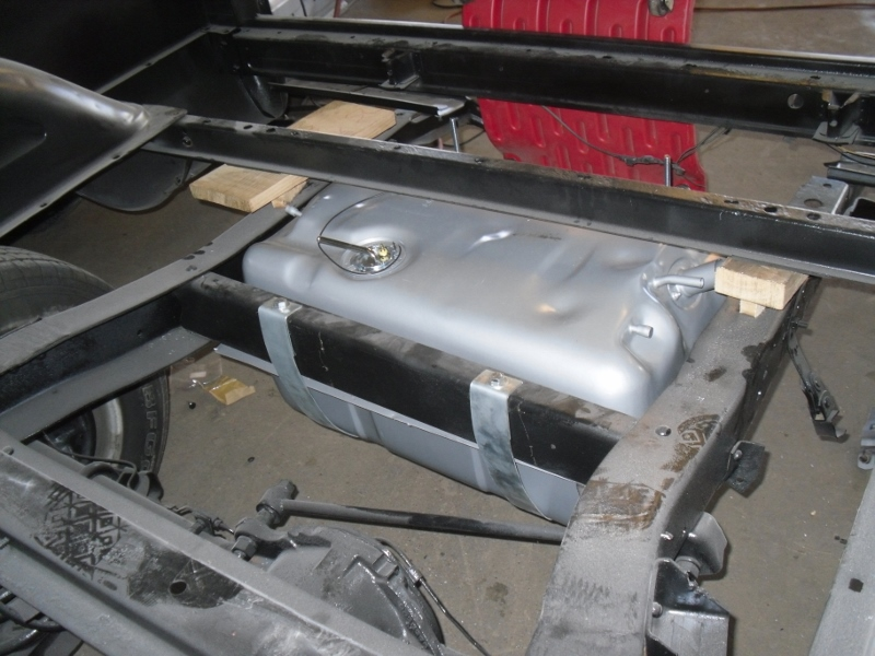 Build Thread For The 72 Gmc Finally Thanks John Page 71