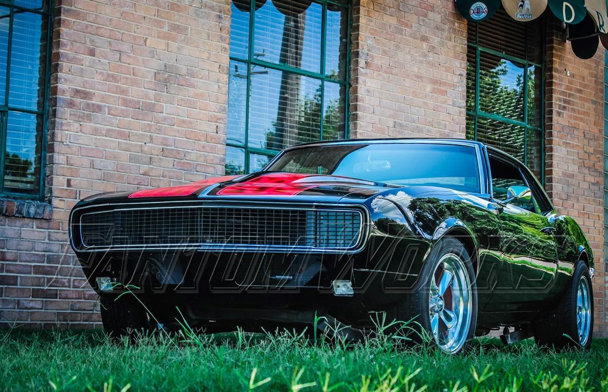 1968 Camaro Project For Sale >> 1968 Chevrolet Camaro | FantomWorks